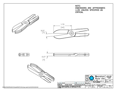 Detailed drawing of GPT-05-BL