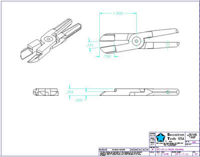 Detailed drawing of GPT-07-LI