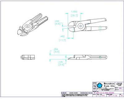 Detailed drawing of GPT-07-SI