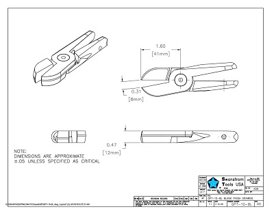 Detailed drawing of GPT-10-BL