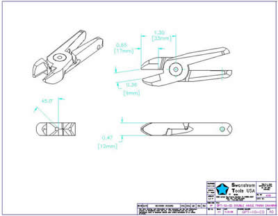 Detailed drawing of GPT-10-CD