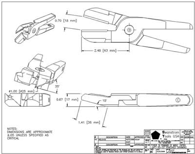 Detailed drawing of GPT-30-ST